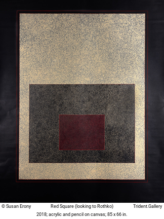 Red Square (looking to Rothko)
