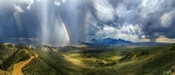 Rainbow, Savery, Wyoming